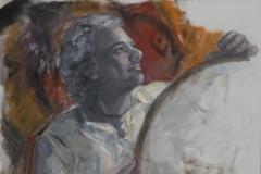 Il musicista Rosario Scotti Di Carlo
