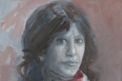 L'attrice Nellina Laganà